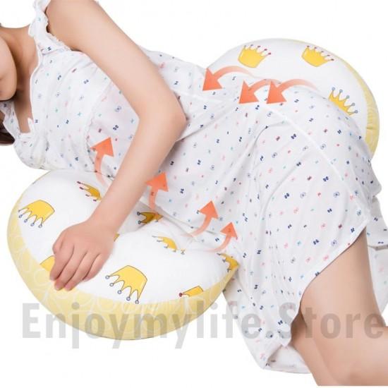 Multi-function Mini H Shaped Pregnancy Body Pillow