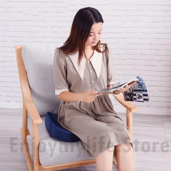 U Shape Memory Foam Breathable Cover Non-Slip Orthopedic Coccyx Tailbone Pain Relief Memory Foam Seat Cushion