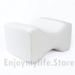 Slow Rebound Memory Foam Orthopedic Knee Leg Pillow