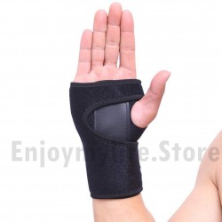 1 pcs Wrist Splint Support Brace with Removable Splint
