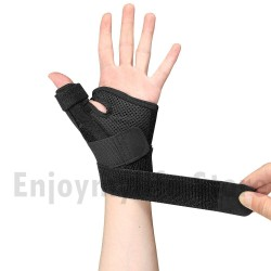 1 pcs Stabilizing Thumb Brace Wrist Splint Support for Left Hand and Right Hand